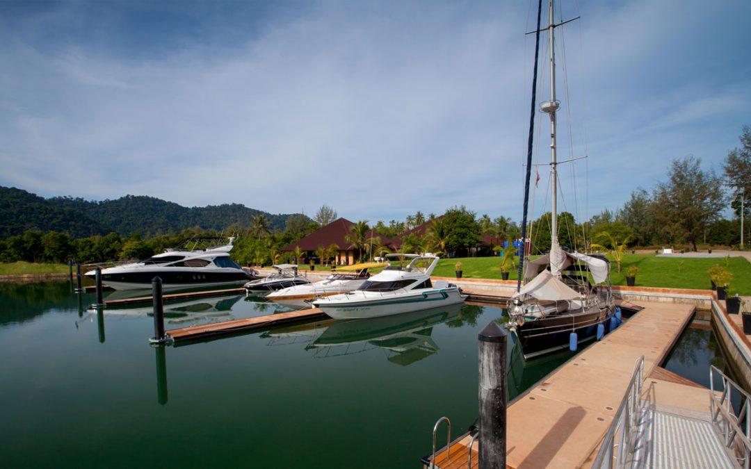 Thailand Welcomes New Marina