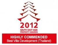 Best villa development 2012