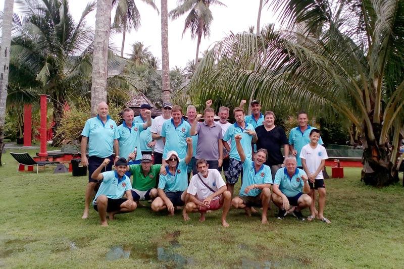 Koh Chang Beach Cricket Tournament 2017