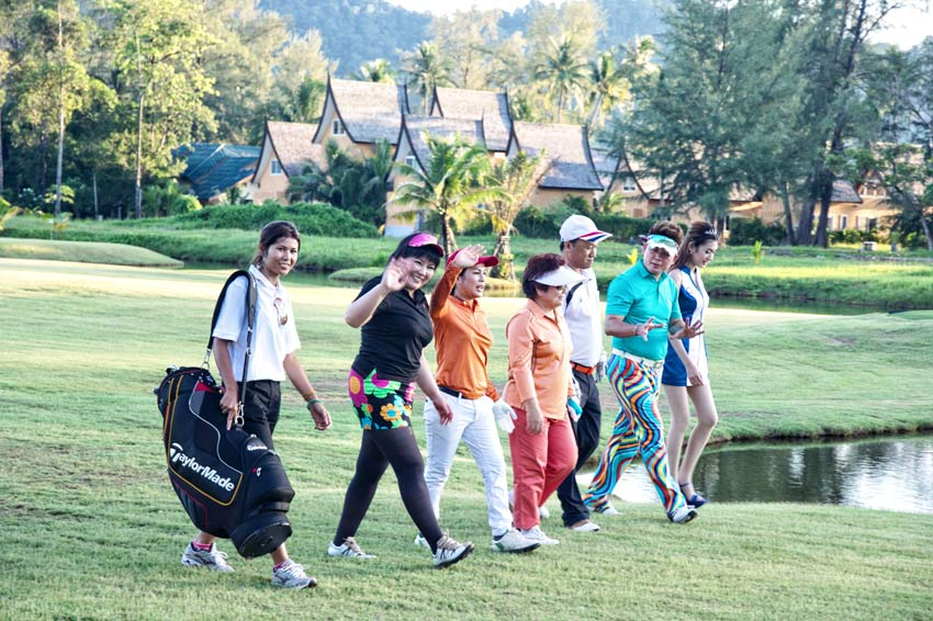 golf in koh chang only srv