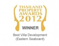 Siam royal view property award 2012