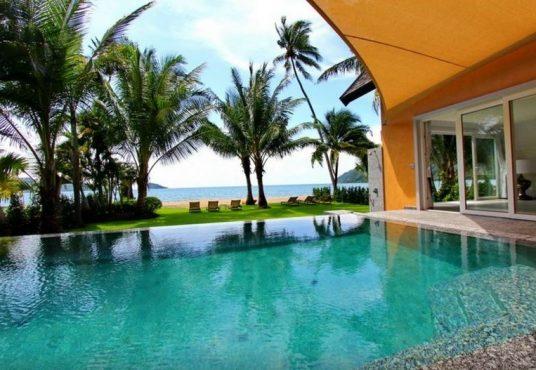 koh chang beach house Villa Peht