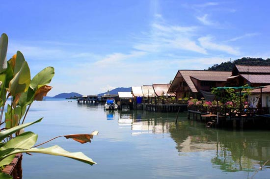 BANG BAO siam royal view koh chang luxury hotels and villas