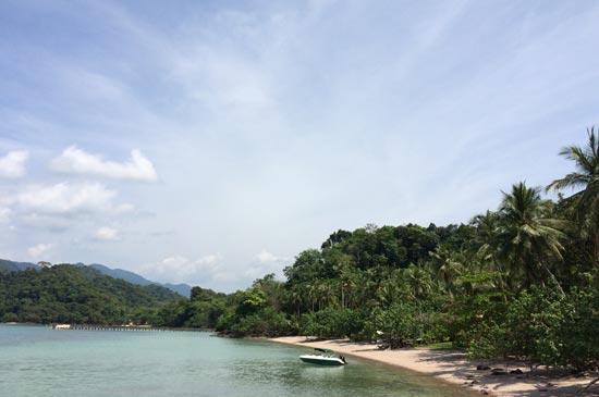 PENINSULA COVE BEACH siam royal view koh chang luxury hotels and villas