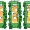 Floor plan villa Sinlapa