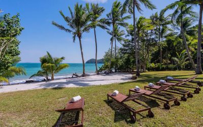 Escape Covid 'Lockdown' for 1-month in Koh Chang Paradise
